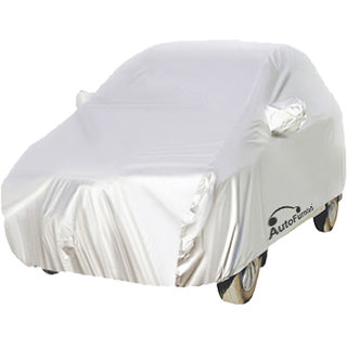 Car Body Cover For Maruti Swift Dzire - Silver High Quality
