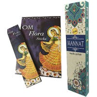 Sree Vani Combo Of Incense Sticks Of 24 Boxes Of 160 Grams 864 Sticks Of Butter Scotch,Chandan,Fancy, Oriental And Herba