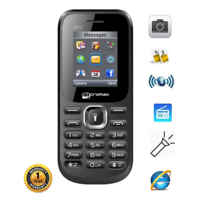 Micromax X072 Dual Sim GSM Multimedica Camera Mobile Phone