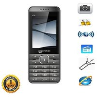 Micromax X715 Dual Sim GSM Multimedica Camera Mobile Phone