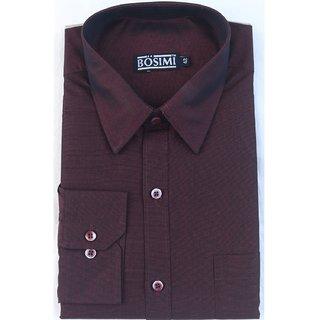 Bosimi Mens Formal Shirt