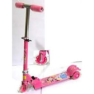 Kids Alloy Foldable Scooter Bike Toys Gift