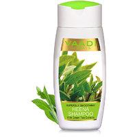 Vaadi Herbals - Superbly Smoothing Heena Shampoo with Green Tea Extracts (110 ml x 1)