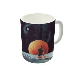 Dreambolic Cloud Surfing Coffee Mug-DBCM21183