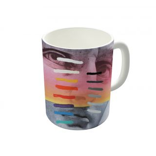Dreambolic Composition On Panel Coffee Mug-DBCM21193