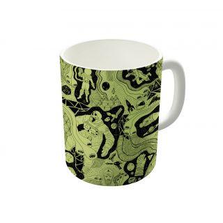 Dreambolic Cosmic Atomic Coffee Mug-DBCM21201