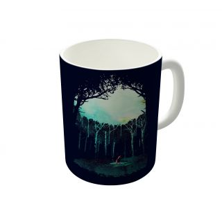 Dreambolic Deep In The Forest Coffee Mug-DBCM21238