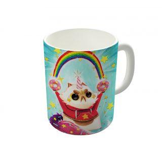 Dreambolic Donut Power Raw Coffee Mug-DBCM21266