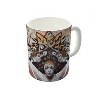 Dreambolic Douceurs De Virginie Coffee Mug-DBCM21268