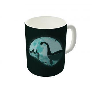 Dreambolic Encounter Under A Blue Moon Coffee Mug-DBCM21317
