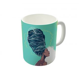 Dreambolic Erykah Badu Coffee Mug-DBCM21323