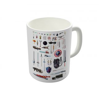 Dreambolic Famous Weapons Coffee Mug-DBCM21346