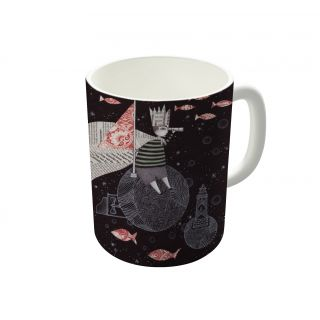 Dreambolic Five Hundred Million Little Bells Coffee Mug-DBCM21378