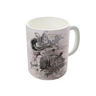 Dreambolic Forest Warden Coffee Mug-DBCM21396