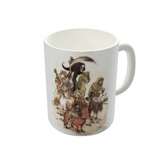 Dreambolic Four Horsemen Coffee Mug-DBCM21401