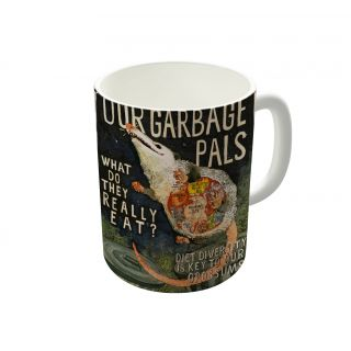 Dreambolic Garbage Pals Coffee Mug-DBCM21445