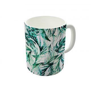 Dreambolic Green Tropical Paradise Coffee Mug-DBCM21500