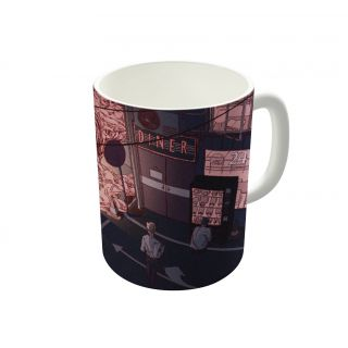 Dreambolic Hallucinations Of Anger And Violence Coffee Mug-DBCM21515