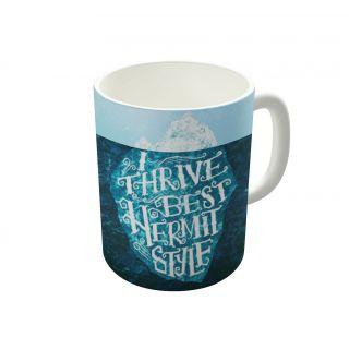 Dreambolic Hermit Iceberg Coffee Mug-DBCM21546