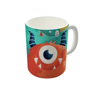 Dreambolic Here To There Coffee Mug-DBCM21549