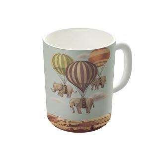 Dreambolic Highflying Elephants Coffee Mug-DBCM21551