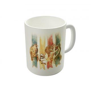 Dreambolic House Brawl Coffee Mug-DBCM21569
