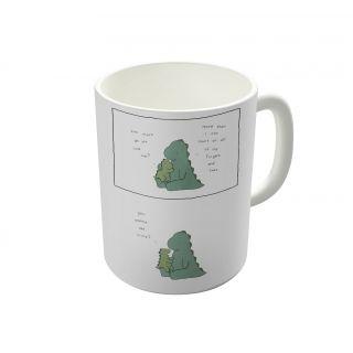 Dreambolic How Much Coffee Mug-DBCM21572