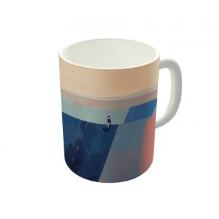 Dreambolic Keep Going Blue Edition Coffee Mug-DBCM21692