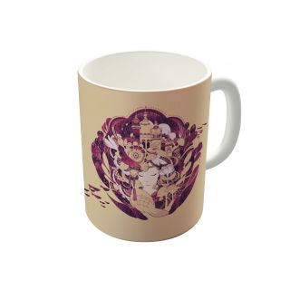 Dreambolic Kingdom Coffee Mug-DBCM21702
