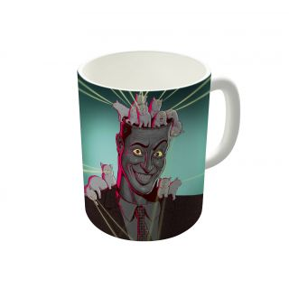 Dreambolic Kitten Head Coffee Mug-DBCM21708