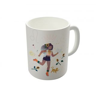 Dreambolic Leo Coffee Mug-DBCM21734