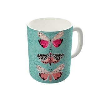 Dreambolic Lepidoptery No 6 By Andrea Lauren Coffee Mug-DBCM21737