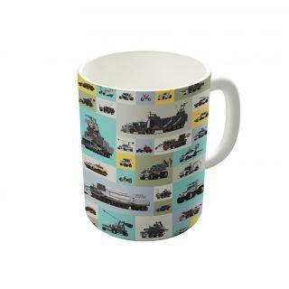 Dreambolic Mad World Coffee Mug-DBCM21816