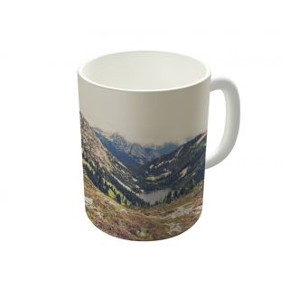 Dreambolic Mountain Flowers Coffee Mug-DBCM21918