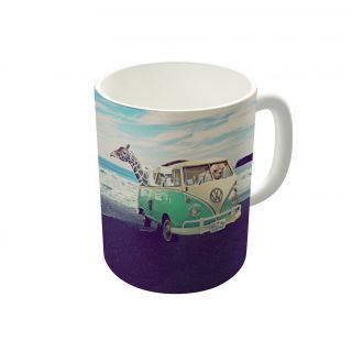 Dreambolic Never Stop Exploring The Beach Coffee Mug-DBCM21959