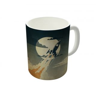 Dreambolic Night Launch Coffee Mug-DBCM21968