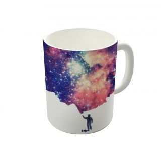 Dreambolic Painting The Universe Coffee Mug-DBCM22049