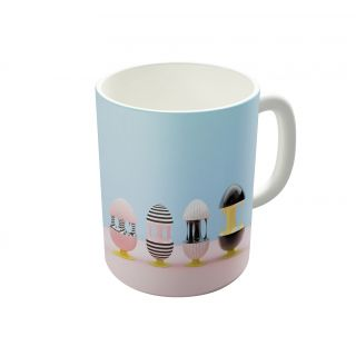 Dreambolic Los Huevos Y La Gravedad Coffee Mug-DBCM21789
