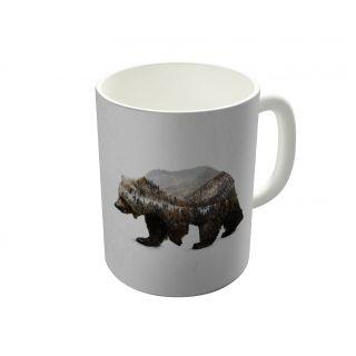 Dreambolic The Kodiak Brown Bear Coffee Mug-DBCM22490