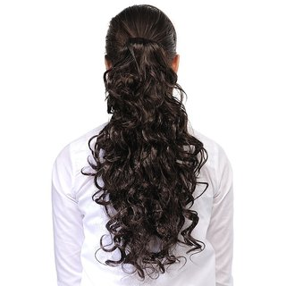 Homeoculture Hair Extension 18 Inches (Black)