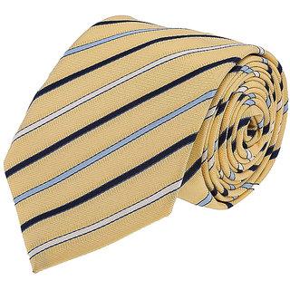 Louis Philippe Classic Yellow Tie