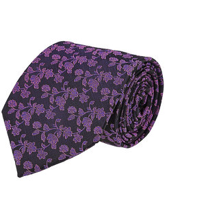 Louis Philippe Beautiful Purple Tie