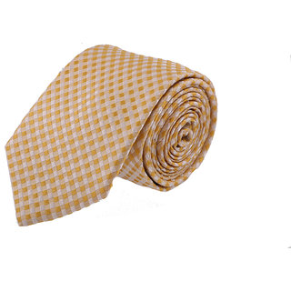 Louis Philippe Modish Yellow Tie