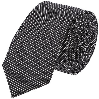 Louis Philippe In Trend Black Tie