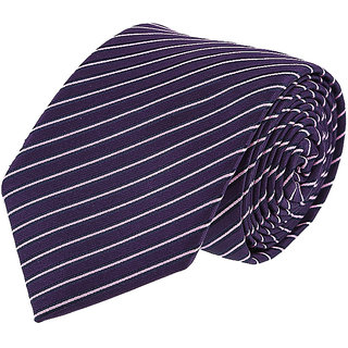 Louis Philippe Exquisite Purple Tie