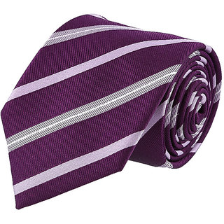 Louis Philippe Lovely Purple Tie