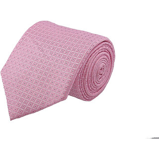 Louis Philippe Pink Tie