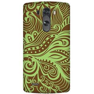 Super Cases Premium Designer Printed Case for LG G3