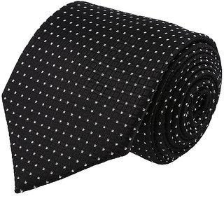 Louis Philippe Classic Black Tie