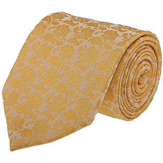 Louis Philippe Yellow Tie